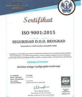 Seguridad-sertifikat-ISO-9001