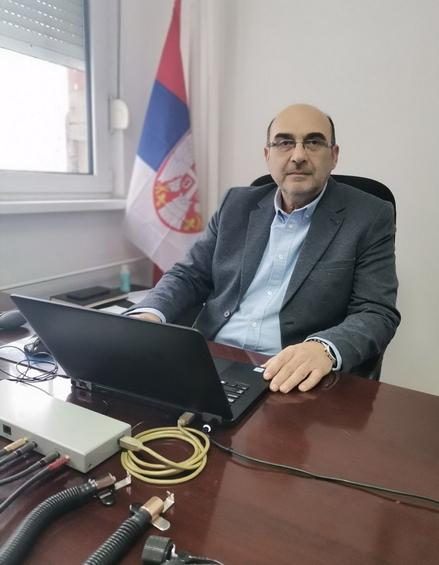 Poligrafski ispitivac Dragan Ivanovic